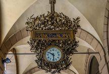 Fancy Clocks Around the World