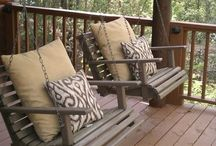 Rustic Porches