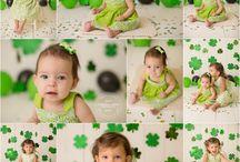 St. Patrick's Photography ideas / St. Patrick's photography ideas, minis etc. Spring photography, tips for photographers.