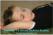 Kids Yoga for Relaxation, Reduce Anxiety and Good Sleep