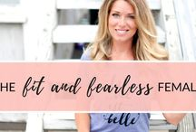 How to Be a Fit and Fearless Female! / http://www.stephhendel.com/healthy-holiday-mindset-course.html