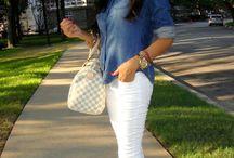 valkoiset farkut