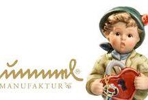 H U M M E L  Bilder & Figuren / Maria Innocentia Hummel OSF (* 21. Mai 1909 in Massing, Niederbayern, als Berta Hummel; † 6. November 1946 in Kloster Sießen) war eine deutsche Franziskanerin, Zeichnerin und Malerin. Weltweit berühmt wurde sie durch ihre Kinderbilder und die nach ihren Entwürfen gefertigten Hummel-Figuren aus Keramik.