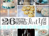 Frozen Themed Party / Frozen movie