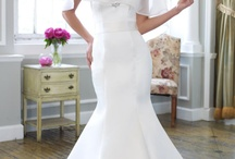 Magnificent and Modern  / Modern wedding dresses for the magnificent modern bride.