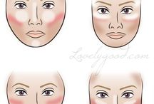 face make up