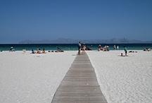 Baleares. Mallorca, Ibiza, Menorca, Formentera......, islas de ensueño!! / by Ana Soler