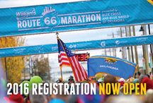 2016 Williams Route 66 Marathon / Registration is open for the 2016 Route 66 Marathon.