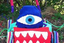 Make Yarn Bombs, Not War / by Wendy Brittain