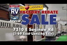 COMMERCIALS - JAYCO RV FACTORY RV SALE! | GillettesInterstateRV.com