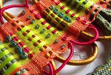 elizabeth Ashdoen textile designer/weaver