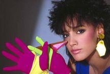 maquillage des années 80_ 2