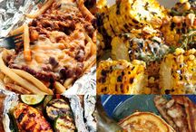 Campfire food, goodies & ideas