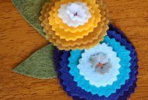 Felt & Yarn projects