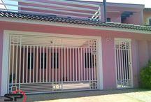 Construção / Detalhes de fachadas/pilastras/teto/piso/parede
