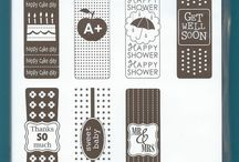 Stampin'UP It's a Wrap Occasions