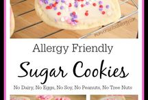 Allergy-Friendly Food / Delicious recipes that are also allergy-friendly