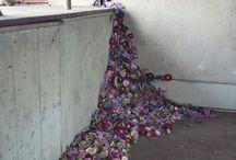 not just a flower ~ installation art