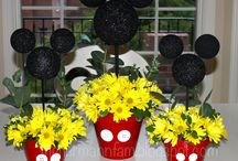 {Mickey Mouse Birthday Party}