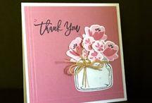 DIY Cards - Thank you