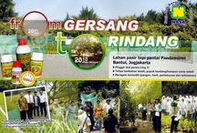 Natural Nusantara / Teknologi organik NASA, Solusi lahan kritis. From Gersang to Rindang bersama PT Natural Nusantara