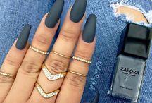 Ματ νύχια