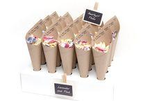 Confetti cone stand / Our confetti cone stands are just £6.50 each!