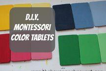 DIY / Handmade Montessori Materials / by Montessori Nature