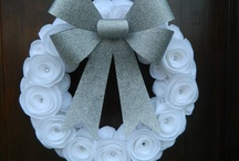new year wreaths / by andrea keasler