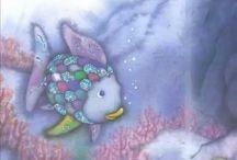 de mooiste vis / prentenboek  de mooiste vis van de zee