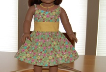 American girl stuff / by Marie Smith