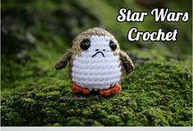Star Wars free crochet pattern