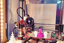 Impresión 3D | 3D Printing / Nuestros proyectos y trabajos de impresión 3D en Madrid