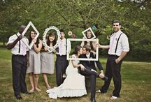 sposoby na ramki na weselu