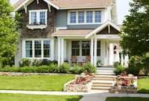 Ways to paint exterior of home