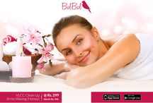 Beauty Offers - Bulbul / Get OFF on all Beauty Services by avail the offers