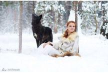 Ce photographe transforme des sujets simples en contes de fées / Helga Rys (Astrid)