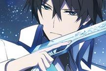 Mahouka Koukou No Rettousei / great light novel and anime!