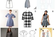 Sewing Projects, Garments Edition