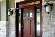 New House - Entryway / by Susan Phillips