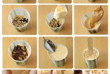 Making yummy foods