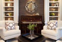 Piano room / by Dawn Manzaro