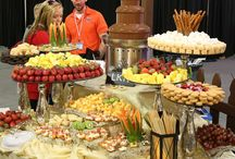 Chocolate Fountain Events / Chocolate fountains are a hit at any event!
