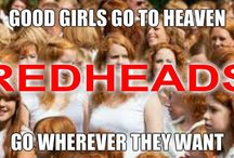 Love being a Redhead! :) / by Sarah Smith