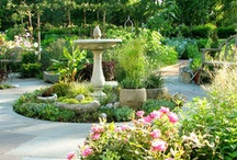 I love Gardens / Beautiful Gardens