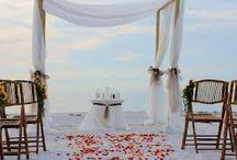 Beach weddings / Bodas en la playa / Dominican Republic / Eventos y Catering