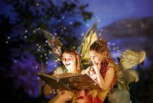 fées, elfes et autres