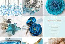 wedding palette sky blue / wedding palette sky blue