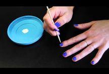 Astuces Manucure / Car des ongles bien faits et colorés c'est encore plus tendance que ce nouveau sac à la mode ! / by BirchboxFR