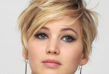 Les coiffures de Jennifer Lawrence